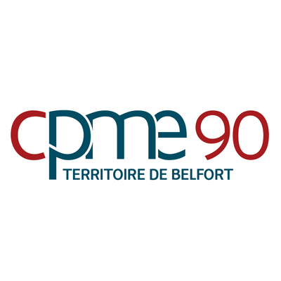 Logo de la CPME 90