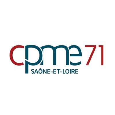 Logo de la CPME 71